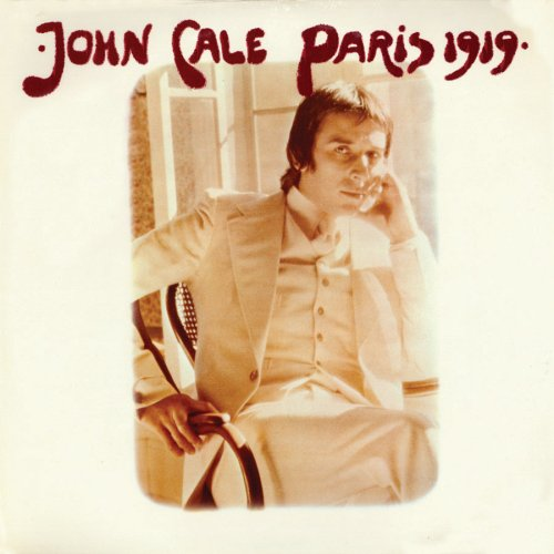 John Cale - Paris 1919 CD (album) cover