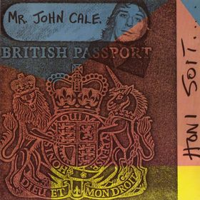 John Cale - Honi Soit CD (album) cover