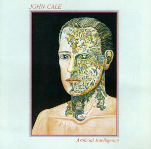 John Cale - Artificial Intelligence CD (album) cover