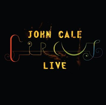 John Cale - Circus Live CD (album) cover