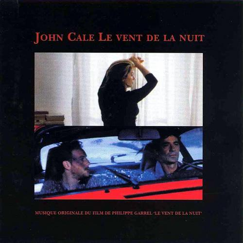 John Cale - Le Vent De La Nuit (soundtrack) CD (album) cover