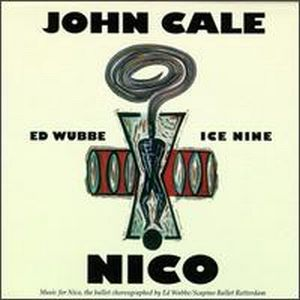 John Cale - Nico CD (album) cover