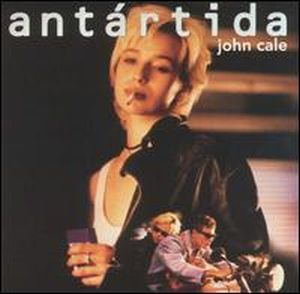 John Cale - Antartida (soundtrack) CD (album) cover