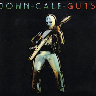 John Cale - Guts CD (album) cover
