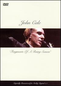 John Cale - Fragments Of A Rainy Season DVD (album) cover