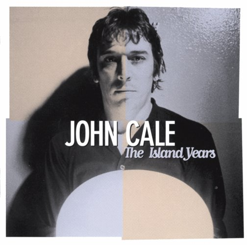 John Cale - The Island Years CD (album) cover