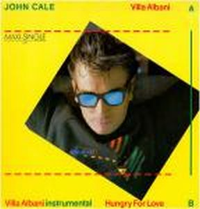 John Cale - Villa Albani CD (album) cover