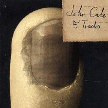 John Cale - 5 Tracks CD (album) cover
