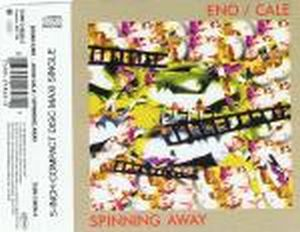 John Cale - Spinning Away (with Brian Eno) CD (album) cover