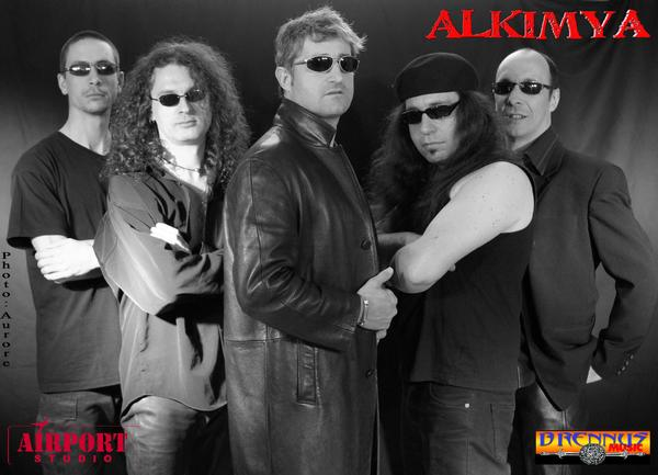 ALKIMYA image groupe band picture