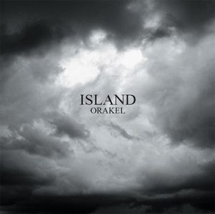 ISLAND - Orakel (ep) CD album cover