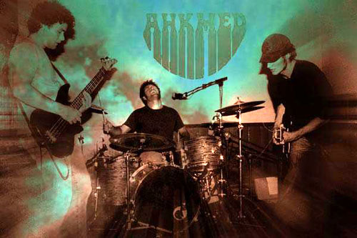 AHKMED image groupe band picture