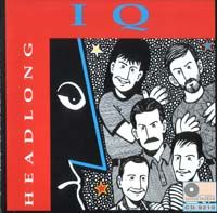 Iq - Headlong CD (album) cover