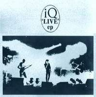IQ - Here There And Everywhere (IQ 'Live' EP) CD album cover