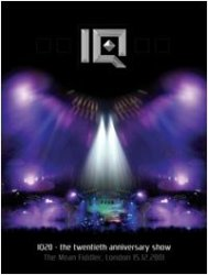 Iq - 20th Anniversary Show DVD (album) cover