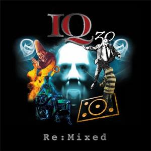 Iq - Re:mixed CD (album) cover
