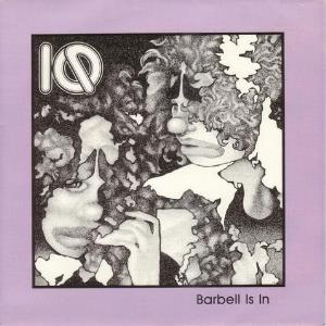 IQ - Barbell Is In CD album cover