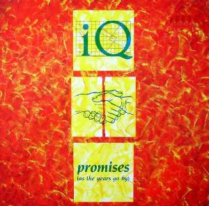 Iq - Promises (as The Years Go By) CD (album) cover