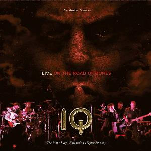 Iq - Live On The Road Of Bones CD (album) cover