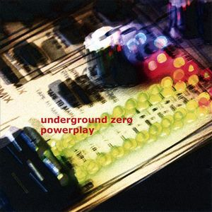 UNDERGROUND ZERO - Powerplay CD album cover