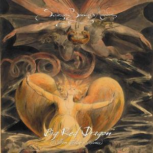 Sophya Baccini - Big Red Dragon (the William Blake's Vision) CD (album) cover