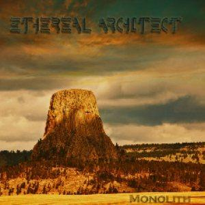 Ethereal Architect - Monolith CD (album) cover