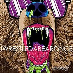 Iwrestledabearonce - Iwrestledabearonce CD (album) cover