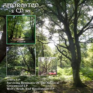 Afforested - 2 Cd Set CD (album) cover