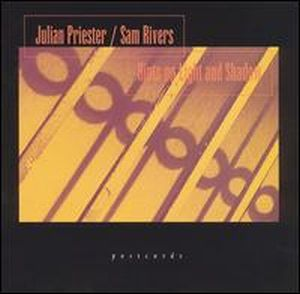 Julian Priester - Hints On Light And Shadow ( With Sam Rivers) CD (album) cover