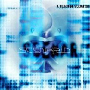 Scenario - A Fearfull Symmetry CD (album) cover