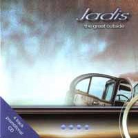 Jadis - The Great Outside CD (album) cover