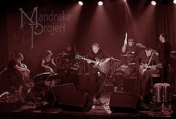 MANDRAKE PROJECT image groupe band picture