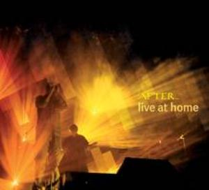 After... - Live At Home CD (album) cover