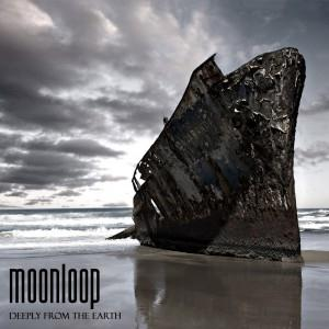 Moonloop - Deeply From The Earth CD (album) cover