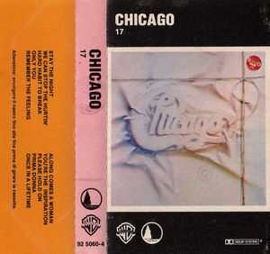Chicago - Chicago 17 CD (album) cover