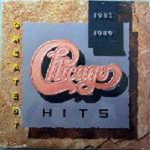 Chicago - Greatest Hits 1982-1989 CD (album) cover