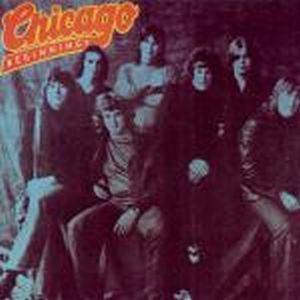 Chicago - Beginnings CD (album) cover