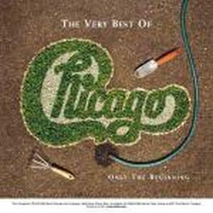 Chicago - The Very Best Of: Only The Beginning CD (album) cover