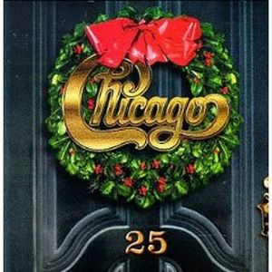 Chicago - Chicago 25 - The Christmas Album CD (album) cover