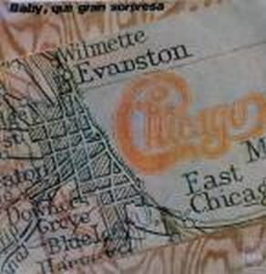 Chicago - Baby, What A Big Surprise / Takin' It On Uptown CD (album) cover