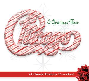 Chicago - Chicago Xxxiii: O Christmas Three CD (album) cover