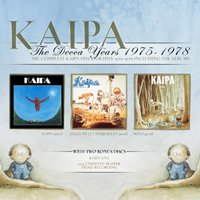 Kaipa - The Decca Years 1975-1978 CD (album) cover