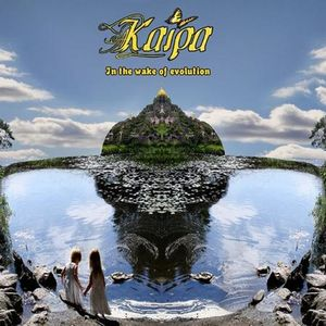 KAIPA - In The Wake Of Evolution CD album cover