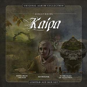 Kaipa - Discovering Kaipa CD (album) cover