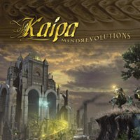 Kaipa - Mindrevolutions CD (album) cover