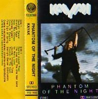 Kayak - Phantom Of The Night CD (album) cover