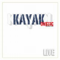 Kayak - KAYAKoustc Live CD (album) cover