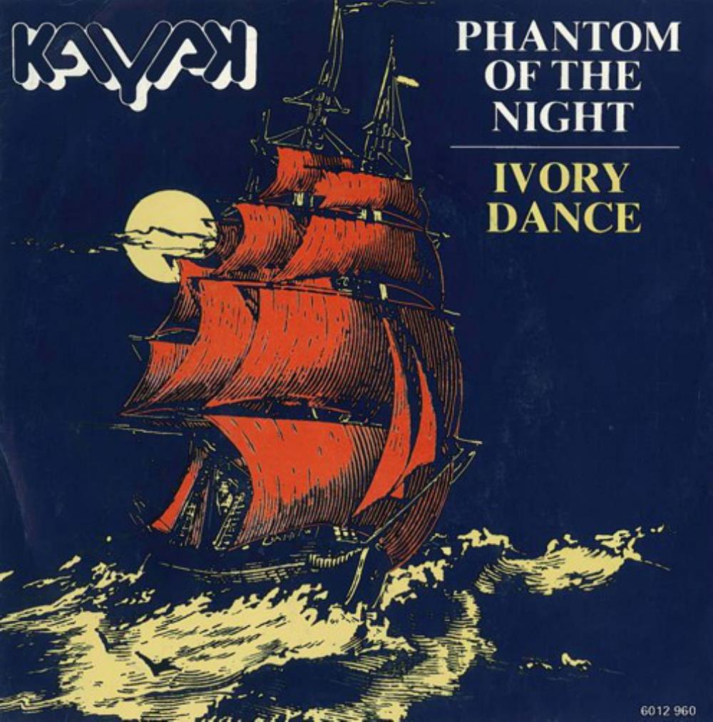 Kayak - Phantom Of The Night / Ivory Dance CD (album) cover