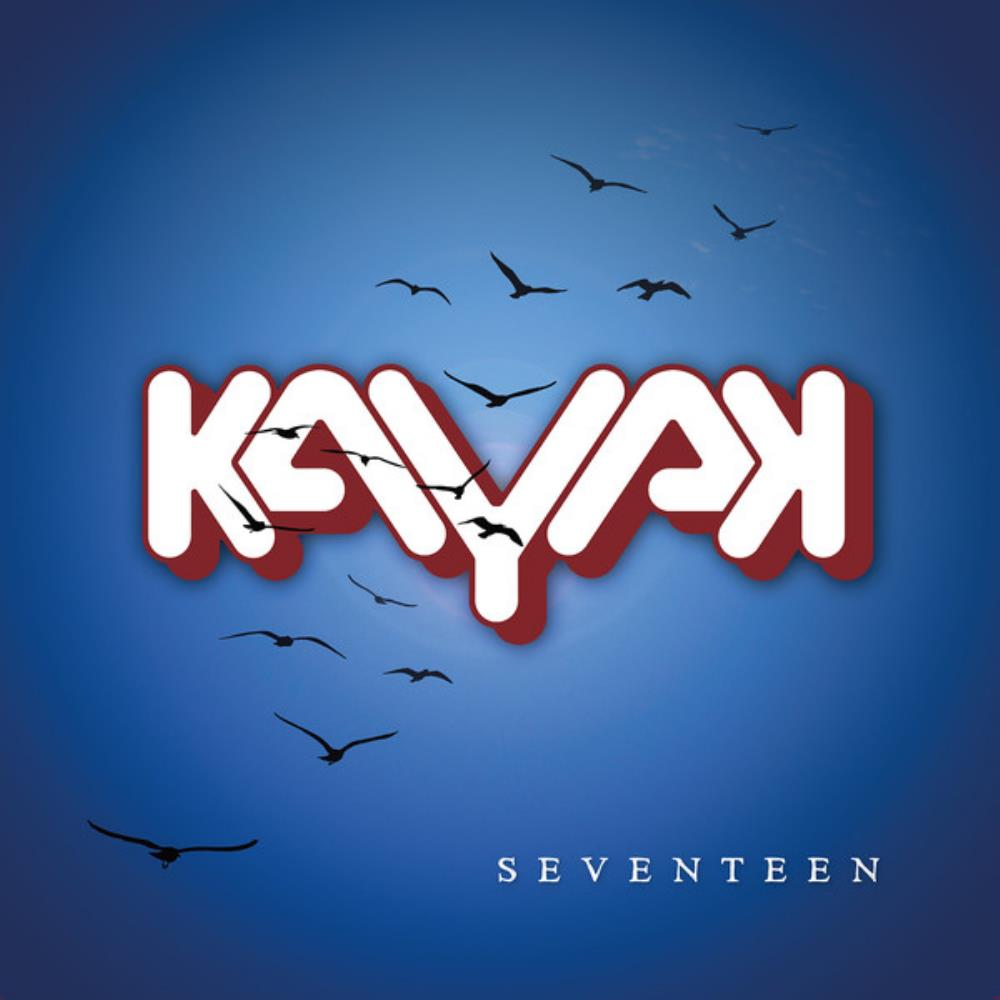 Kayak - Seventeen CD (album) cover
