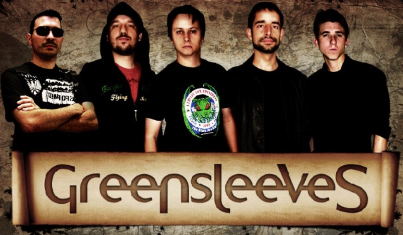 GREENSLEEVES image groupe band picture